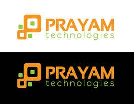 nº 31 pour Design a Logo for Prayam Technologies par steffanyordonio
