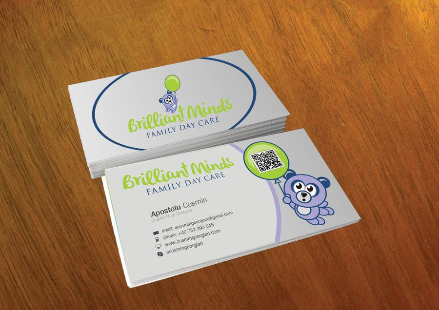 #40 for Businesss Card & Letterhead Needed!!! by CatanaDenisa