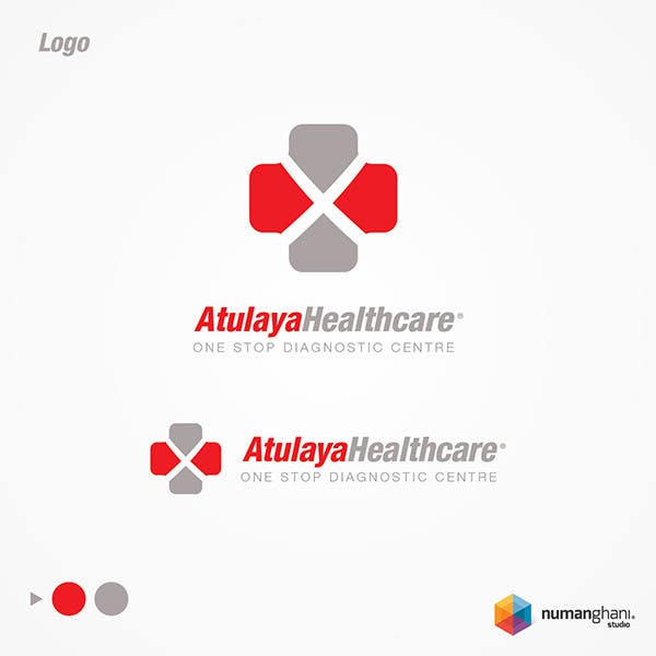 #90 for Design a Logo/Corporate Identity for a Healthcare Company by muhammadnuman