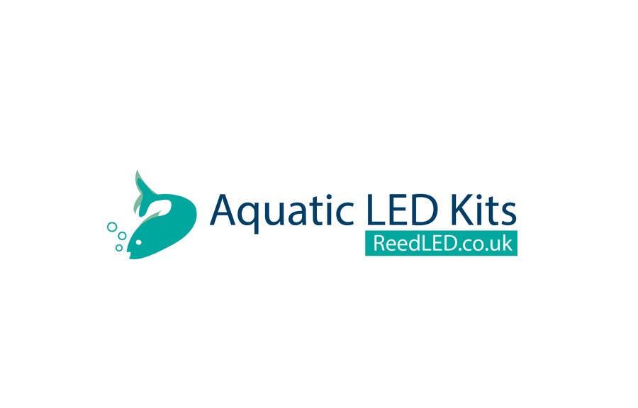 #5 for Design a Logo aquarium led ecommerce by carligeanu