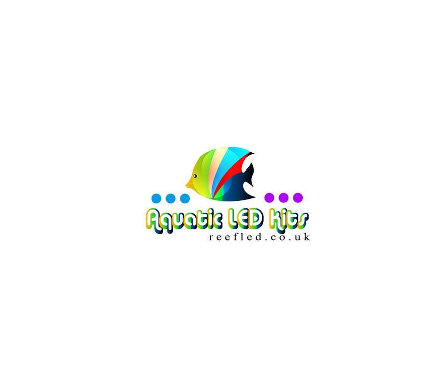 #20 for Design a Logo aquarium led ecommerce by carligeanu