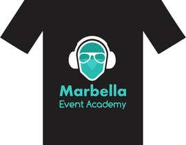 #24 for Designa en t-shirt for Marbella Event Academy by tegonity