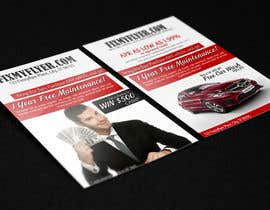 #19 cho Design a Flyer for Local Car Dealership bởi umerr2000