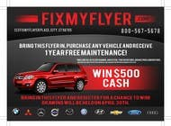 Entry # 42 for Design a Flyer for Local Car Dealership by