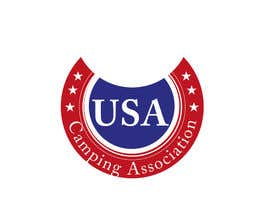nº 11 pour Design a Logo for USA Camping par caroreed1