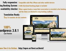 #27 for Unique Premium Website by TnPRO