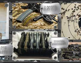 #3 para I Need a Main Image Designed for the Homepage of my Firearms Retail Website por AndryF