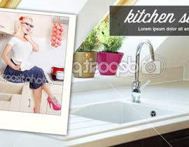 #27 para Create a Banner/Photo for my Kitchen Onlineshop por NikolaySlavchev