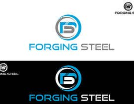 #25 for Forging Steel logo af thimsbell