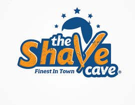 #30 para Logo for The Shave Cave por muhammadnuman