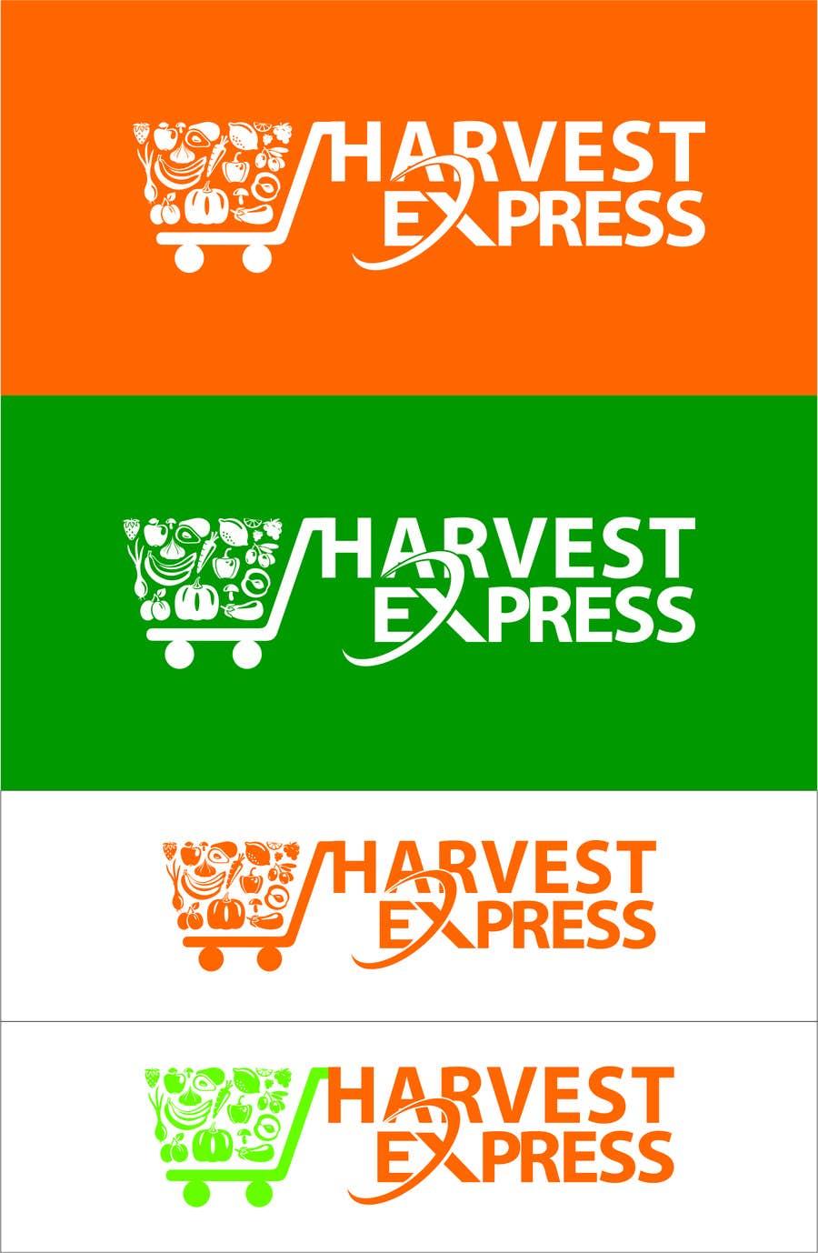 Inscrição nº 111 do Concurso para Design a Logo for Harvest Express