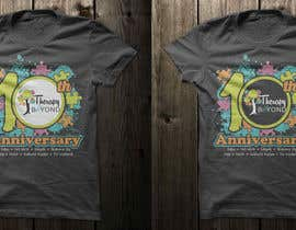 #177 for 10 year Anniversary Tshirt by erwinubaldo87