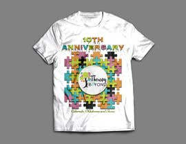 #169 for 10 year Anniversary Tshirt by sauravarts