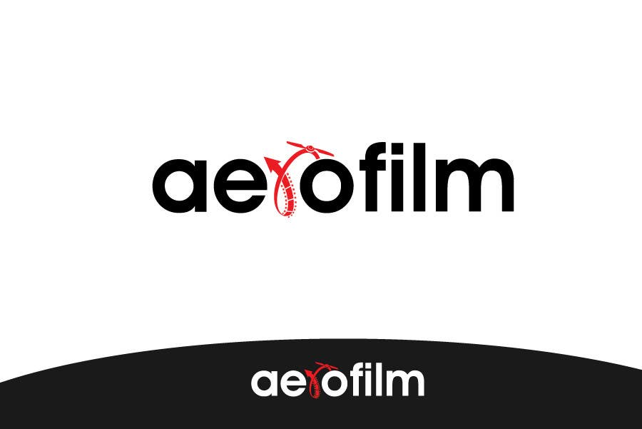 Конкурсная заявка №306 для Logo Design for AeroFilm