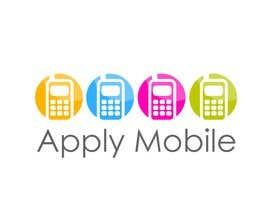 #19 untuk Logo Design for Apply Mobile oleh Krishley
