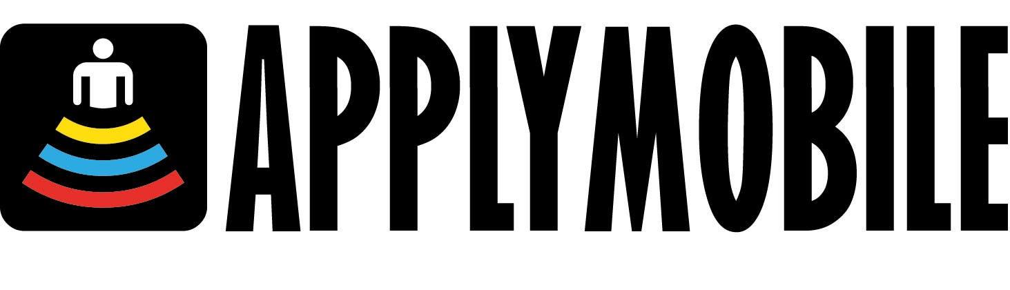 Kilpailutyö #250 kilpailussa Logo Design for Apply Mobile