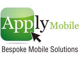 #156 para Logo Design for Apply Mobile de kashifkhawaja