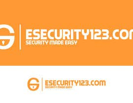 #20 para Design a Logo for eSec por Vlajkov