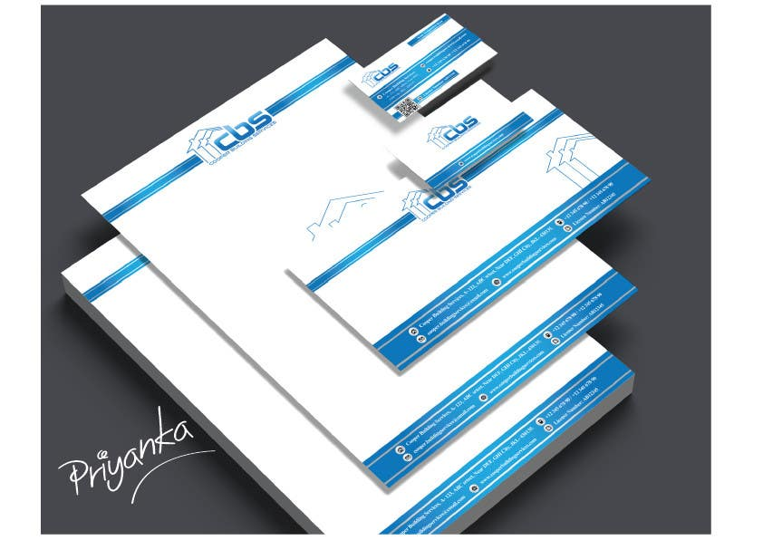 #135 for Design Business Card & stationary by priyanka602