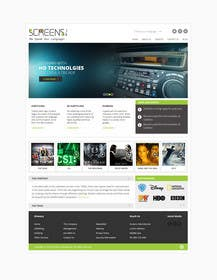 #18 for Design a Website Mockup for our Company by Pavithranmm