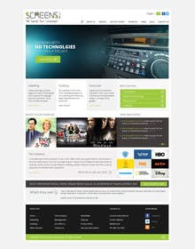 #48 for Design a Website Mockup for our Company by Pavithranmm
