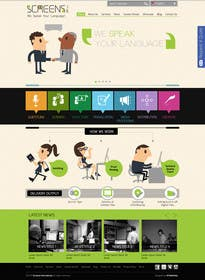 #169 for Design a Website Mockup for our Company by W3WEBHELP