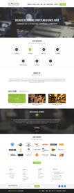 #96 for Design a Website Mockup for our Company by edbryan