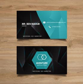Need a modern funky business card freelancer featured contest colourmoves