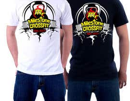 #70 untuk Design a T-Shirt for CrossFit / Fitness / Exercise / Workout oleh mckirbz