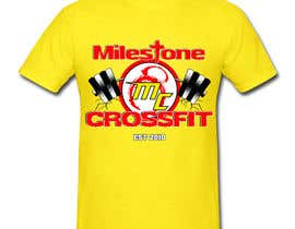 #77 untuk Design a T-Shirt for CrossFit / Fitness / Exercise / Workout oleh AlexRDD2