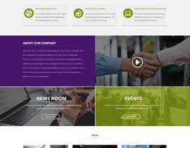 webidea12 tarafından Design Website Mockup Templates için no 5