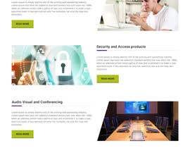 webmastersud tarafından Design Website Mockup Templates için no 18
