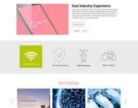 anoopui07 tarafından Design Website Mockup Templates için no 15