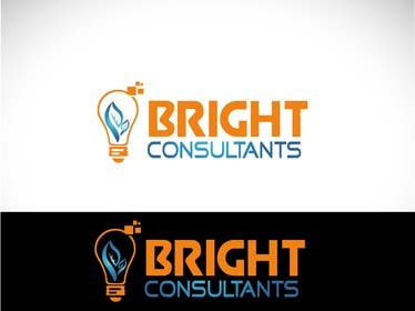 #103 for Design a Logo for Bright Consultants af tfdlemon