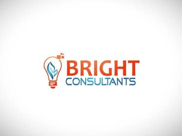 #116 for Design a Logo for Bright Consultants af tfdlemon