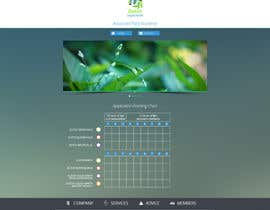 #3 untuk Design a Website Mockup for Hydroponic plant food oleh pirgo
