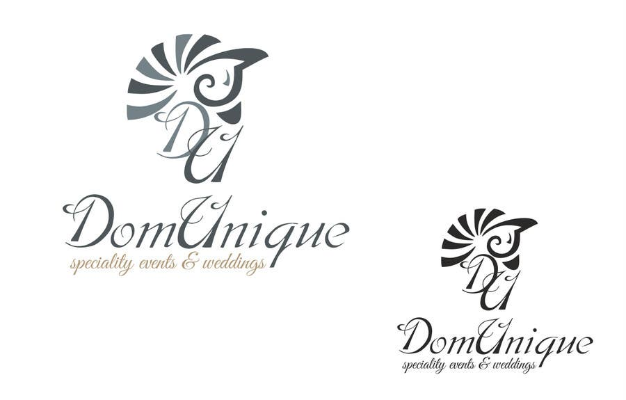 #7 for Develop a Corporate Identity for DomUnique Events by TOPSIDE