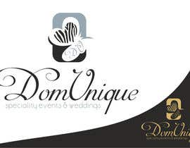 nº 14 pour Develop a Corporate Identity for DomUnique Events par TOPSIDE