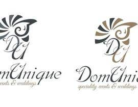 nº 26 pour Develop a Corporate Identity for DomUnique Events par TOPSIDE