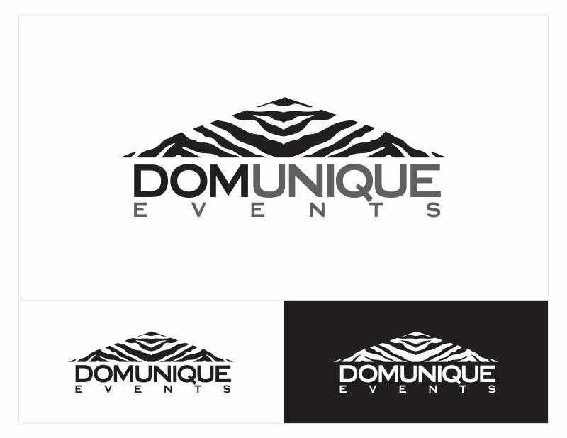 #10 for Develop a Corporate Identity for DomUnique Events by descomgroup