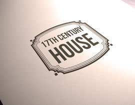 #21 para Design a Logo for 17th century house por Spector01