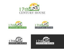 #15 para Design a Logo for 17th century house por logodesigingpk