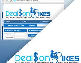 #17 for Design a Logo for Deals On Bikes Online Auction Website af DaveBomb