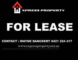 #4 para Design 3 Sign Boards for Express Property real estate por oomayghazala
