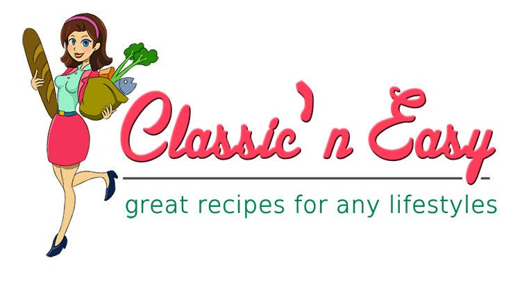 Entry 50 by trihnguyen for logo for cooking recipes food blog contest entry 50 for logo for cooking recipes food blog website forumfinder Choice Image