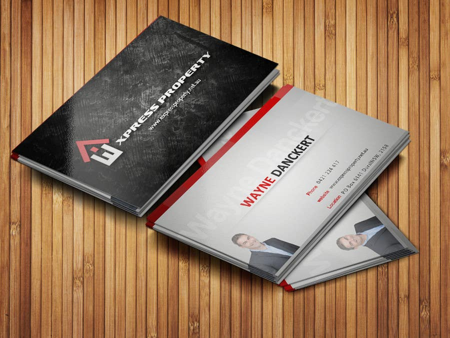 #34 for Design some Business Cards for Express Property real estate by pcmedialab