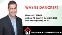 Contest Entry #37 for Design some Business Cards for Express Property real estate