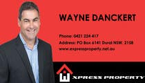 Contest Entry #38 for Design some Business Cards for Express Property real estate