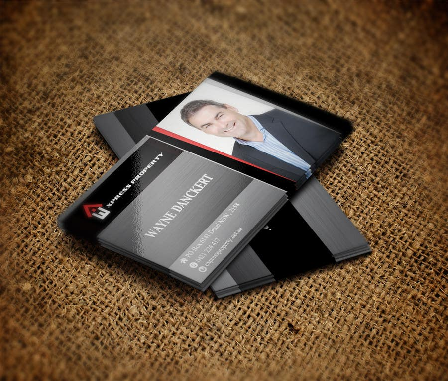 #12 for Design some Business Cards for Express Property real estate by IllusionG