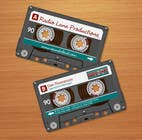 Contest Entry #6 for Design Business Cards for Radio Lane Productions